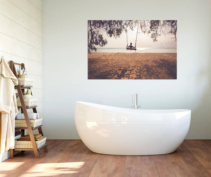 Wandbilder fürs Badezimmer online bestellen   Gratisversand