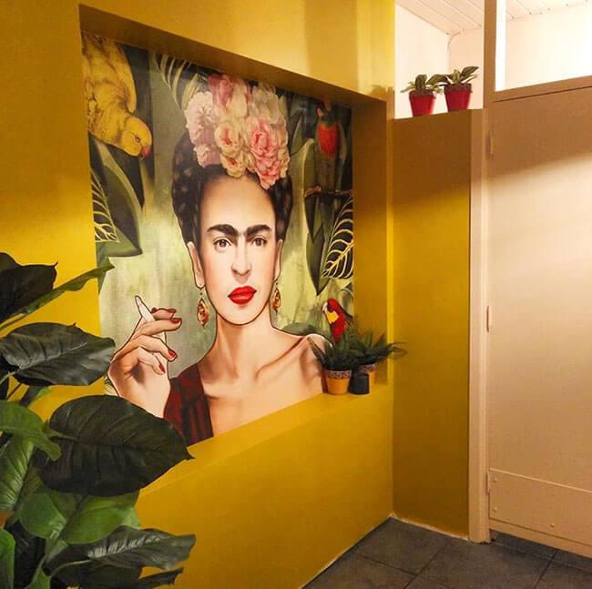 Beautyparlor Frida