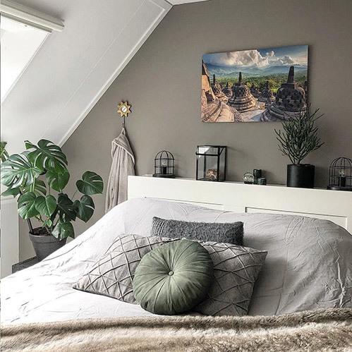 Welche Größe ist die richtige für mein Wandbild?