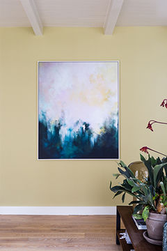 L'art abstrait sur toile OhMyPrints