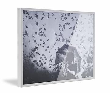 Framed Skew Alu