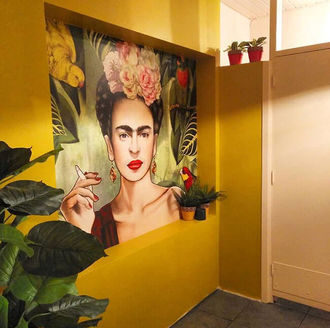 Beautyparlor Frida