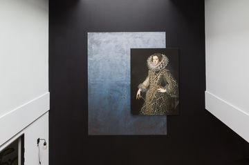 Oude Meester koningin gezien bij Weer verliefd op je Huis van vtwonen door stylist Marianne