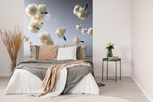 Slaapkamer poster Werk aan de Muur behang