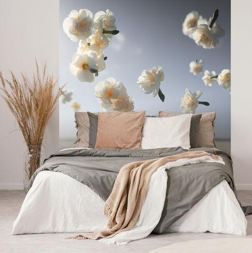 Slaapkamer Behang Clairedroppert