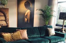 binnenkijken bij de kunst van Froukje de Both Werk aan de Muur