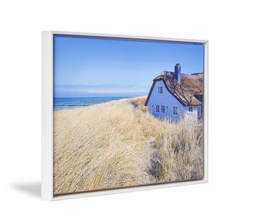 Canvas De Skew Float White Dune