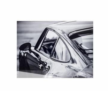 Dibond Front Glossy Porsche