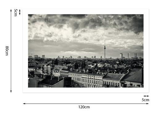 Fotoprint Witrand Berlijn