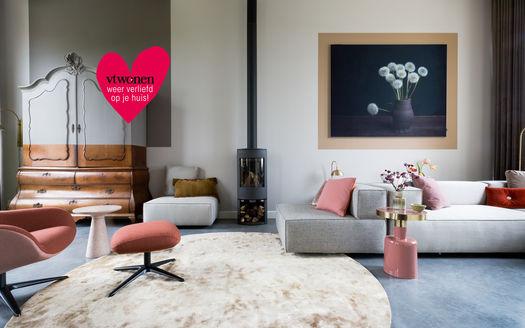 Gezien bij Weer verliefd op je huis Nieuwveen met vtwonen stylist Frans