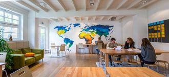 Wereldkaarten Behang Sfeerfoto Collectie