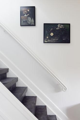 De mooiste wanddecoratie van Werk aan de Muur voor bij jouw trap