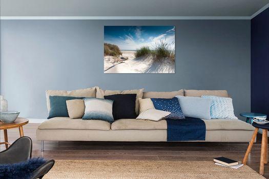 Stranden Schilderij Poster Collectie