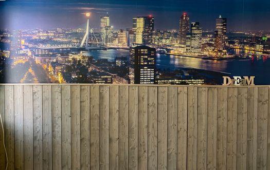 Rotterdam Centrum Behang
