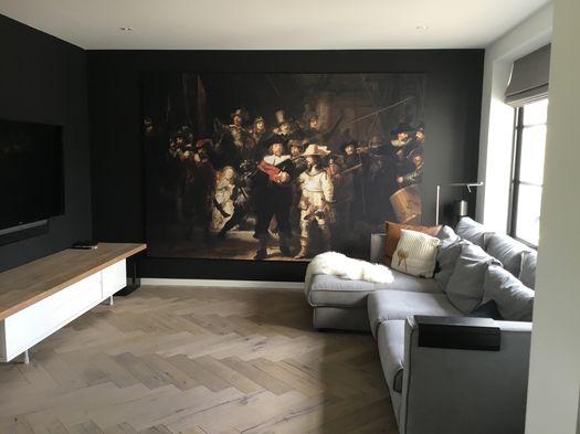 2  Klassiek Klantfoto De Nachtwacht Van Rembrandt Van Rijn 1097 Copy
