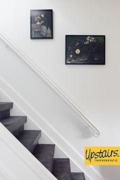 De mooiste wanddecoratie bij jouw trap