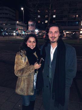 Binnenkijken bij Chris en Stefania in Rotterdam