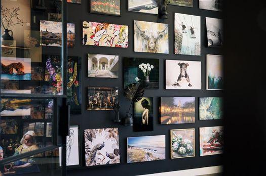 Showroom Werk aan de Muur