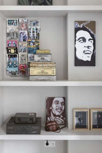 Kunst Bob Marley