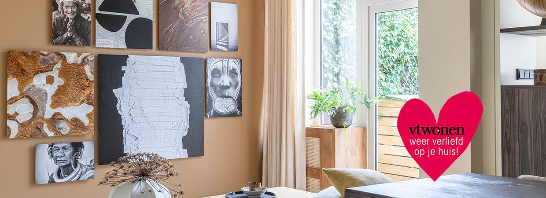 Weer verliefd op je huis make over Utrecht Werk aan de Muur