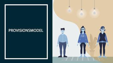 Provisionsmodell