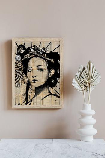 Japandi canvas