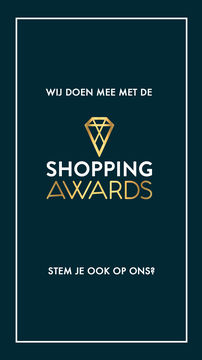 Wadm shoppingaward stemmen