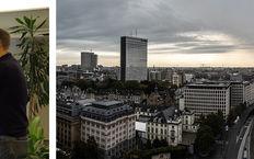 Mit Werner Lerooy durch Brüssel streifen