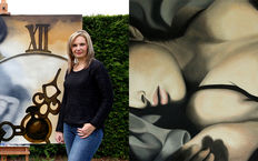 De portretten van Anja Verbruggen