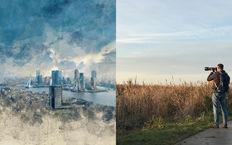 De digitale schilderijen van Arjen