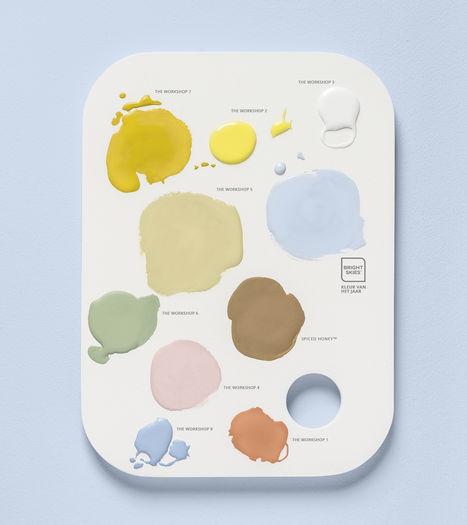 Flexa Kleurentrends 2022 Workshop Kleuren