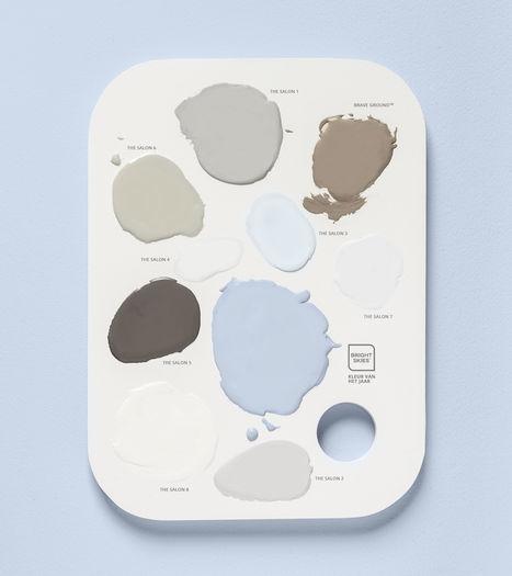 Flexa Kleurentrends 2022 Salon Kleuren