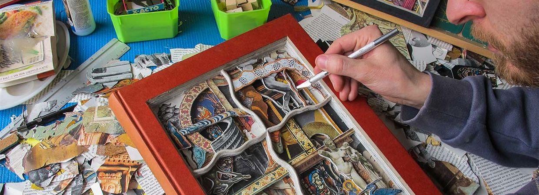 Oscarving Jumbotron beeldmakers