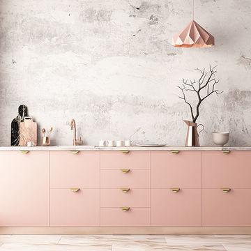 Kitchen Pastel