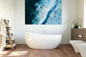 collection d'art pour la salle de bains ohmyprints
