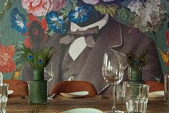 Wanddecoratie Eetkamer collectie Werk aan de Muur