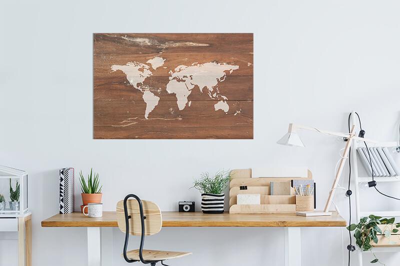 Arbeitszimmer Bilder auf Leinwand & Poster bestellen