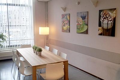 Kundenfoto: Büroräume der Staatsanwaltschaft, Niederlande