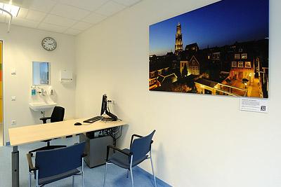 Klantfoto: Diakonessenhuis