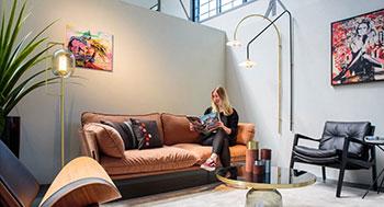 Flinders winkel & studio in Zaandam