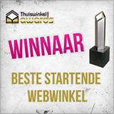 Prix Thuiswinkel Beste Startende Webshop