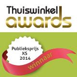 Prix Thuiswinkel Beste Webshop